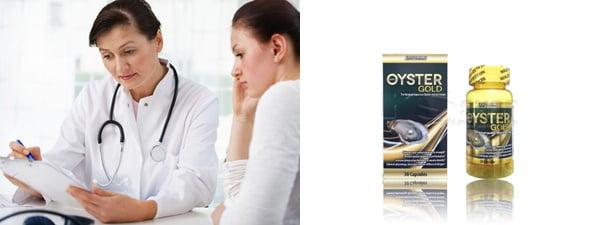 Tác dụng của thuốc Oyster Gold