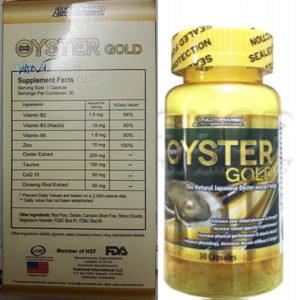 Giá Thuốc Oyster Gold của Mỹ mua ở đâu giá bao nhiêu