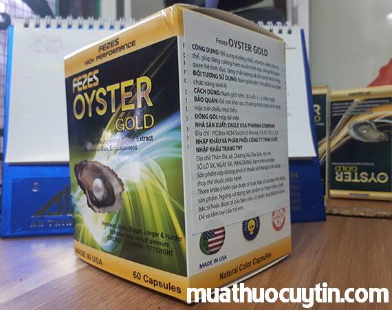 Thuốc Oyster Gold bán ở đau chính hãng, thuốc Oyster Gold USA giá bao nhiêu, thuốc Oyster Gold có tốt không