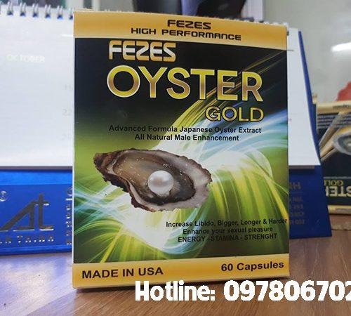 Thuốc Oyster gold giá bao nhiêu, thuốc Oyster gold mua ở đâu, thuốc Oyster gold của Mỹ