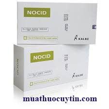 Thuốc Nocid mua ở đâu, thuốc đạm thận nocid giá bao nhiêu