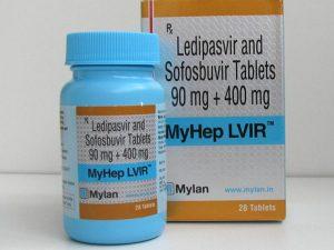 Giá thuốc Myhep Lvir bán ở đâu giá bao nhiêu