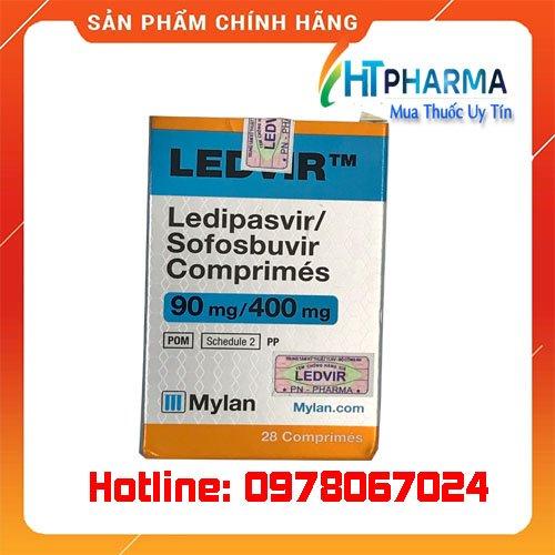 thuốc ledvir là thuốc gì? giá bao nhiêu mua ở đâu chính hãng