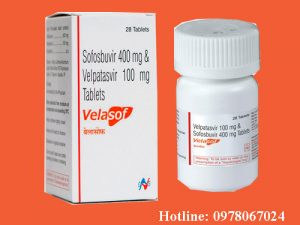 Giá thuốc Velasof mua ở đâu bán giá bao nhiêu Hà Nội TPHCM