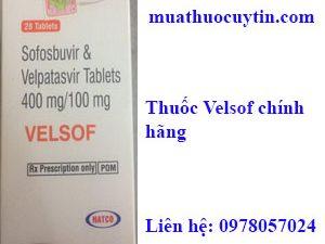 bán Thuốc Velsof giá bao nhiêu thuốc Velsof mua ở đâu Hà Nội TPHCM