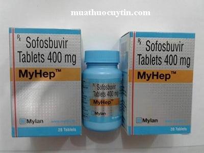 Thuốc Myhep và Tasvir