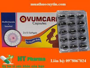Giá thuốc Ovumcare mua ở đâu giá bao nhiêu