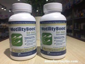 thuốc MotilityBoost mua ở đâu, thuốc MotilityBoost giá bao nhiêu