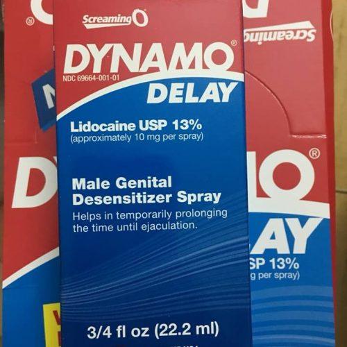 Giá thuốc xịt Dynamo Delay bán ở đâu giá bao nhiêu