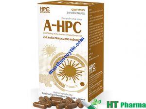 Giá thuốc AHPC mua ở đâu giá bao nhiêu chính hãng