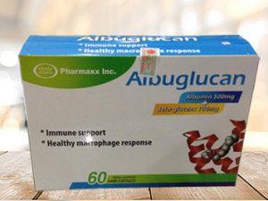 Giá thuốc Albuglucan mua ở đâu giá bao nhiêu