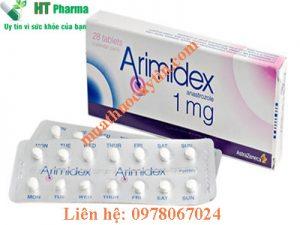 Bán giá thuốc Arimidex 1mg mua ở đâu, thuốc Arimidex giá bao nhiêu