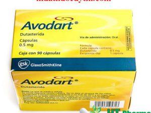 Thuốc Avodart 0.5mg mua ở đâu, thuốc Avodart 0.5mg giá bao nhiêu