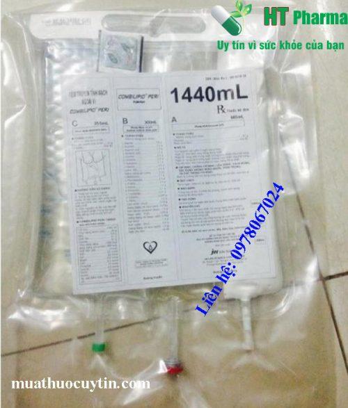 Giá thuốc Combilipid Peri mua ở đâu giá bao nhiêu chính hãng