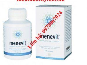 Mua thuốc Menevit chính hãng ở đâu