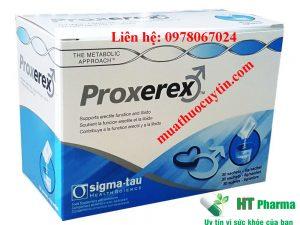 Thuốc Proxerex bán ở đâu chính hãng, Thuốc Proxerex giá bao nhiêu