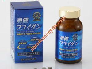 Thuốc Fucoidan Yuken Xanh Nhật Bản chính hãng mua ở đâu bán giá bao nhiêu