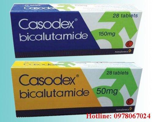Giá thuốc Casodex 50mg 150mg mua ở đâu bán giá bao nhiêu chính hãng