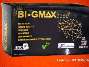 Giá thuốc Bi Gmax 1350 bán ở đâu mua giá bao nhiêu Hà Nội TPHCM