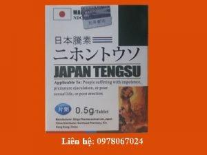Giá thuốc Japan Tengsu Nhật Bản