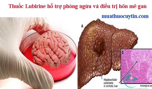 Tác dụng của thuốc Lubirine