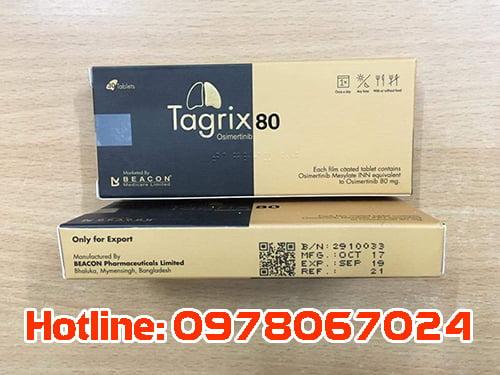 thuốc Tagrix 80mg mua ở đâu, thuốc tagrix 80mg giá bao nhiêu