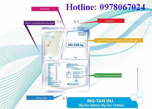 Thuốc MG Tan giá bao nhiêu, thuốc Mg tan mua ở đâu