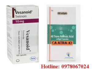 Thuốc Atra 10mg tretinoin giá bao nhiêu, thuốc atra 10mg mua ở đâu