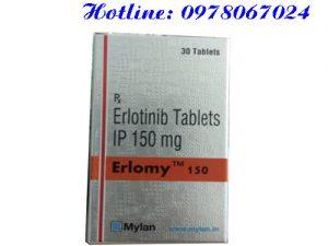 Thuốc Erlomy 150mg giá bao nhiêu