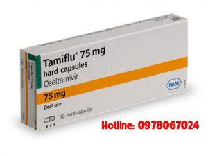 Thuốc Tamiflu 75mg Oseltamivir giá bao nhiêu, thuốc tamiflu 75mg mua ở đâu