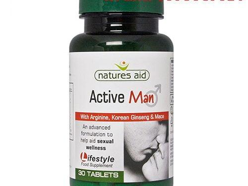 Thuốc Active man giá bao nhiêu, thuốc active man mua ở đâu