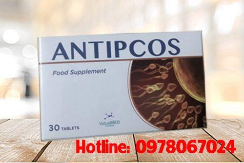 Thuốc Antipcos giá bao nhiêu, thuốc antipcos mua ở đâu