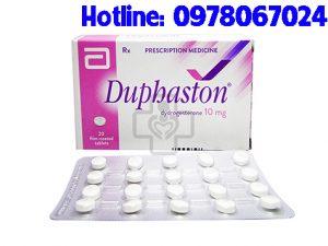 Thuốc Duphaston 10mg giá bao nhiêu, thuốc Duphaston mua ở đâu, thuốc Dupaston có tác dụng gì, thuốc Duphaston dưỡng thai
