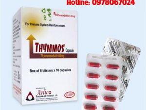 Thuốc Thymmos 80mg giá bao nhiêu, thuốc Thymmos 80mg mua ở đâu, thuốc Thymmos 80mg có tác dụng gì