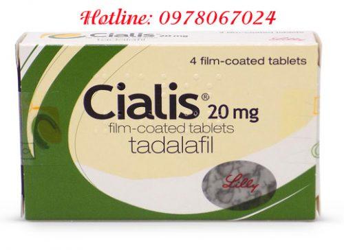 Thuốc Cialis 5mg giá bao nhiêu, thuốc Cialis 20mg mua ở đâu