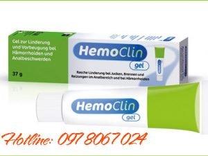 Thuốc Hemoclin gel giá bao nhiêu, thuốc Hemoclin mua ở đâu