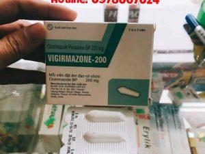 Thuốc vigirmazone 200mg mua ở đâu chính hãng,vigirmazone 200mg giá bao nhiêu tốt nhất