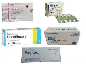 Thuốc Clomiphene 50mg mua ở đâu, thuốc CLomiphene 50mg giá bao nhiêu