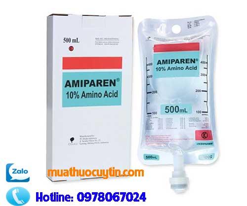Thuốc Amiparen 5 mua ở đâu, thuốc amiparen 10 giá bao nhiêu