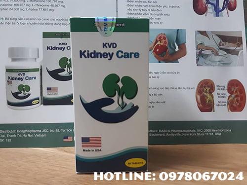Thuốc Kidney care giá bao nhiêu, thuốc Kidney care mua ở đâu