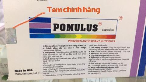 Pomulus USA của Mỹ chính hãng