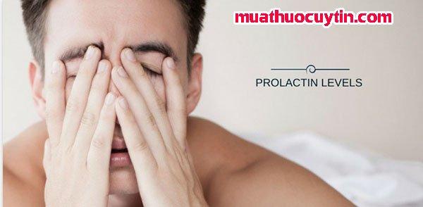 Thuốc Điều trị prolactin cao ở nam giới