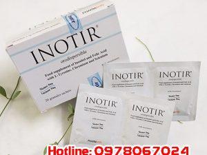 Thuốc Inotir là thuốc gì, thuốc Inotir giá bao nhiêu, thuốc inotir có tốt không, thuốc inotir mua ở đâu chính hãng