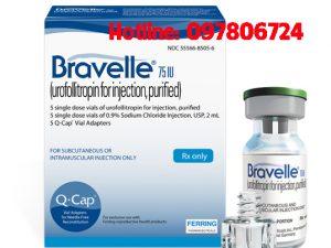thuốc bravelle mua ở đâu, thuốc bravelle giá bao nhiêu