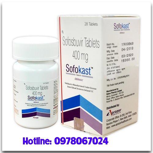 thuốc Sofokast 400mg giá bao nhiêu, thuốc Sofokast 400mg mua ở đâu