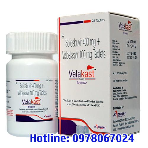 thuốc Velakast mua ở đâu, thuốc Velkast giá bao nhiêu
