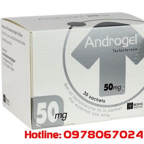 thuốc androgel 50mg mua ở đâu, thuốc androgel 50mg giá bao nhiêu