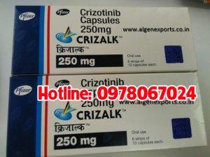 thuốc Crizalk 250mg giá bao nhiêu, thuốc crizalk mua ở đâu