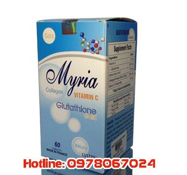 Thuốc Myria giá bao nhiêu, thuốc Myria mua ở đâu