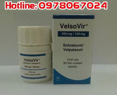 thuốc velsovir giá bao nhiêu thuốc velsovir mua ở đâu